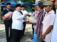 300 Paket Sembako Murah di Rupat Utara