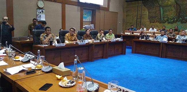 Rapat AKD DPR RI Macet, Banyak Tabrakan