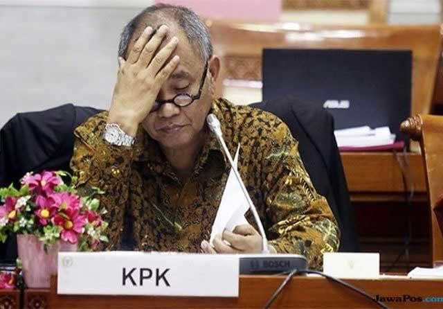 Pegawai KPK Harus Bekerja Normal, Harapan Ketua KPK Agus Rahardjo