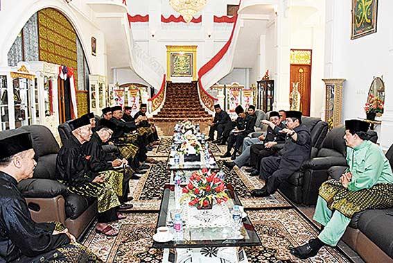 Wisuda Perdana Jurusan Kemaritiman Politeknik