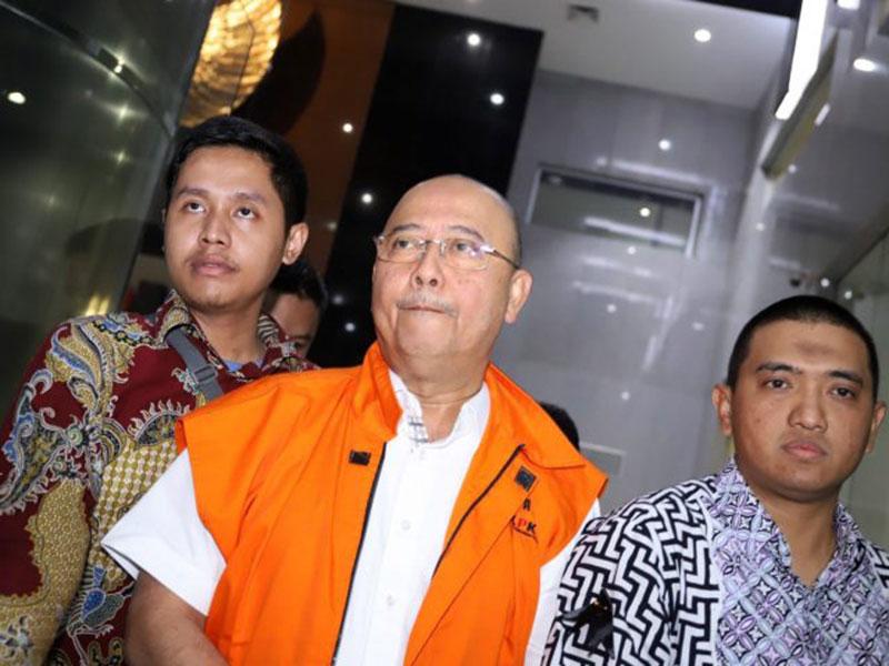 KPK Sita Dokumen Pelesiran Wali Kota Medan ke Jepang
