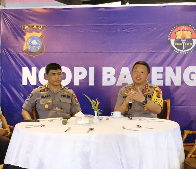 Kapolda Ajak Semua Bersinergi Bangun Riau Lebih Maju