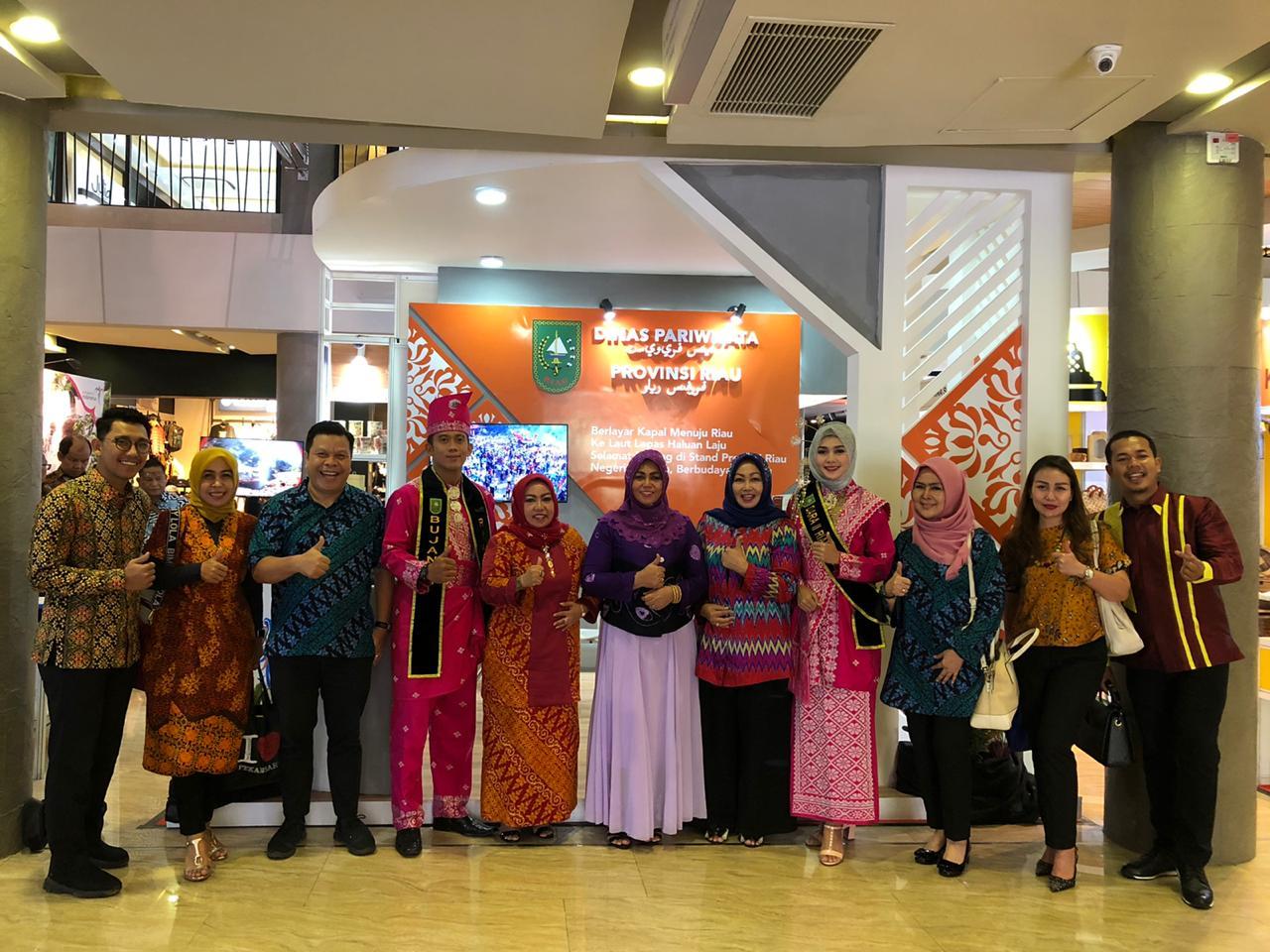 Ikuti Ekspo di Bali dan Jakarta,Riau Raih Juara I