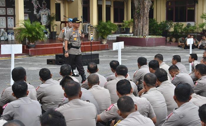 812 Personel Disiapkan  untuk Amankan 2.448 TPS
