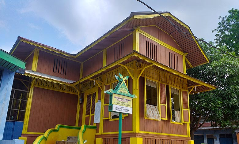 Saksi Bisu Sejarah Kota Pekanbaru