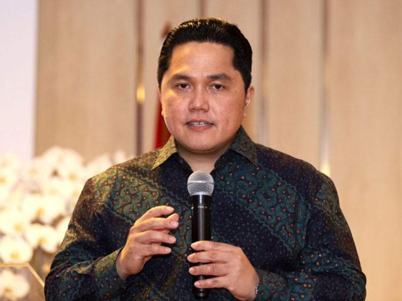 Erick Thohir Rombak Jajaran Eselon I BUMN