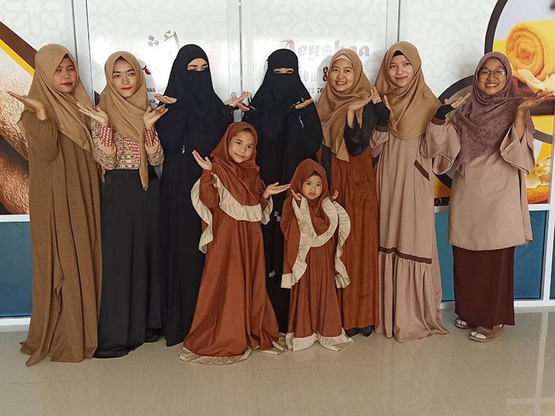 Salon dan Spa Khusus Muslimah