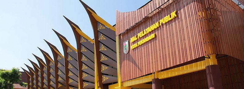 MPP Pekanbaru Jadi Referensi Nasional
