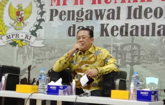 Bamsoet Desak Pemerintah Segera Kucurkan Anggaran Stimulus UMKM