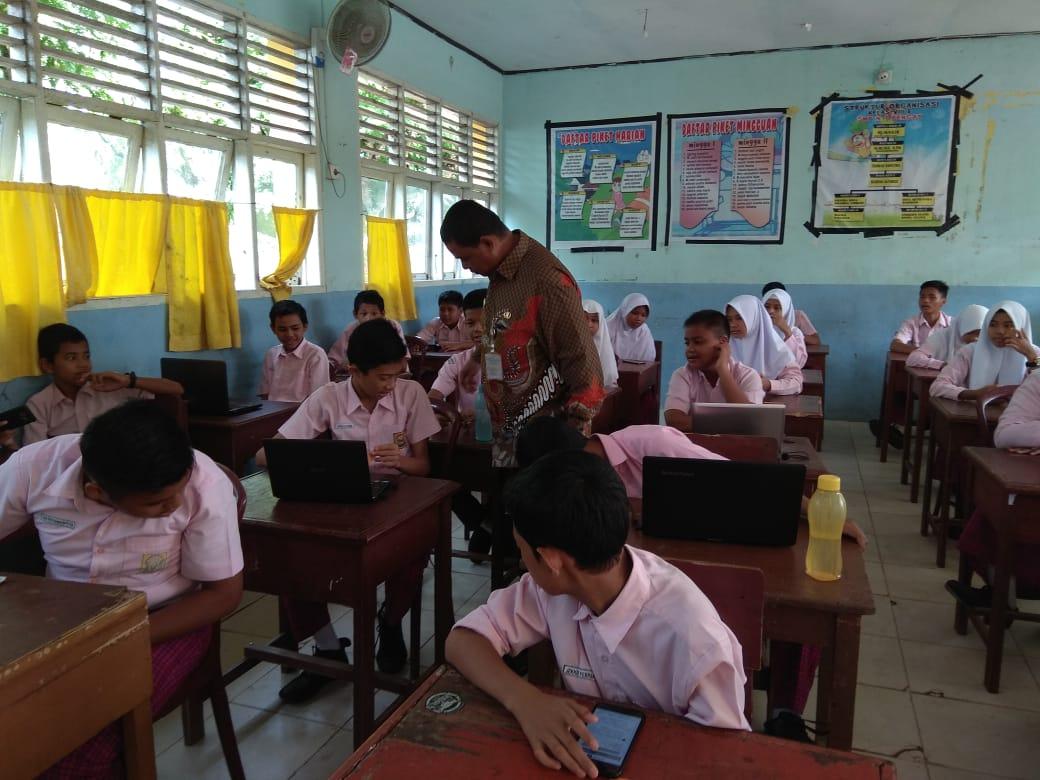 Di Inhu, Belajar Tatap Muka Terbatas Dimulai Rabu