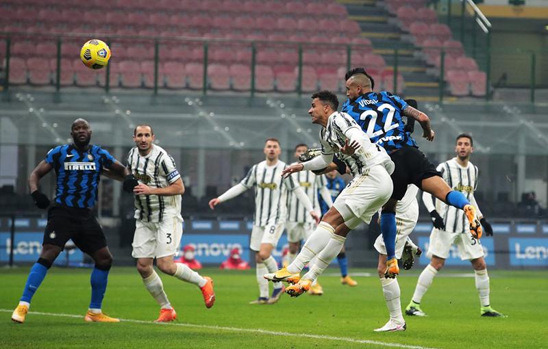 Inter Jauhkan Juventus dari 4 Besar