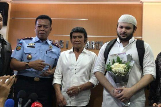 Putra Rhoma Irama Dipanggil KPK Lagi