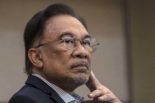 Anwar Ibrahim Ditetapkan Sebagai Calon Perdana Menteri Malaysia