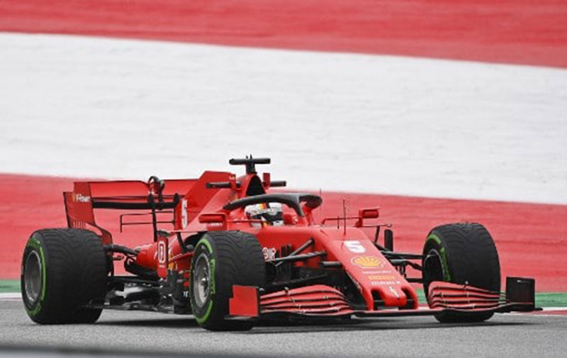 Ferrari Yakin Sangat Kompetitif di Silverstone