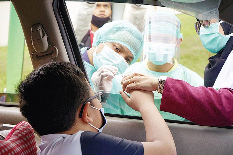 Dua Pasien Positif Meninggal di Riau, Salah Satunya Balita