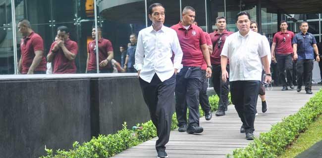 Angkat Ahok, Jokowi Dan Erick Harus Berpikir Ulang