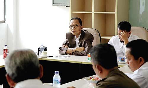 Tim II TPPAD Kampar Tindak Perusahaan Langgar Aturan