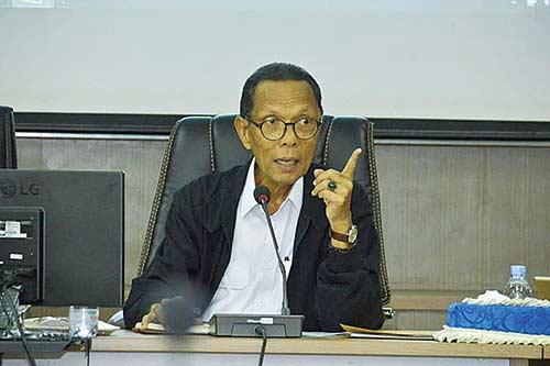 Azis: Pakai Uang Rakyat, OPD Harus Tanggung Jawab