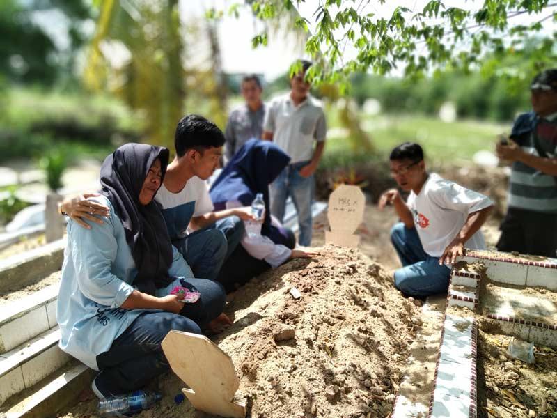 Keluarga Berharap Pembunuh Sadis Segera Ditangkap