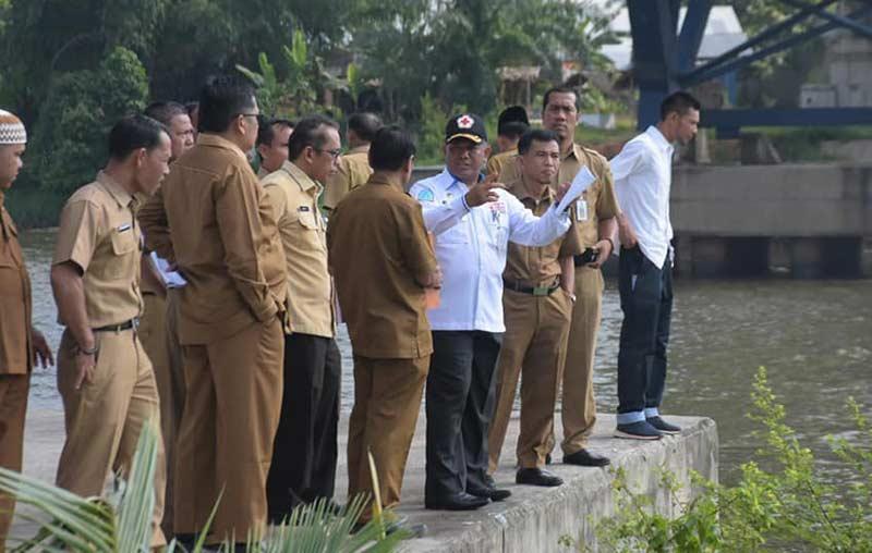 Pelaksanaan MTQ Riau di Bangkinang Riverside