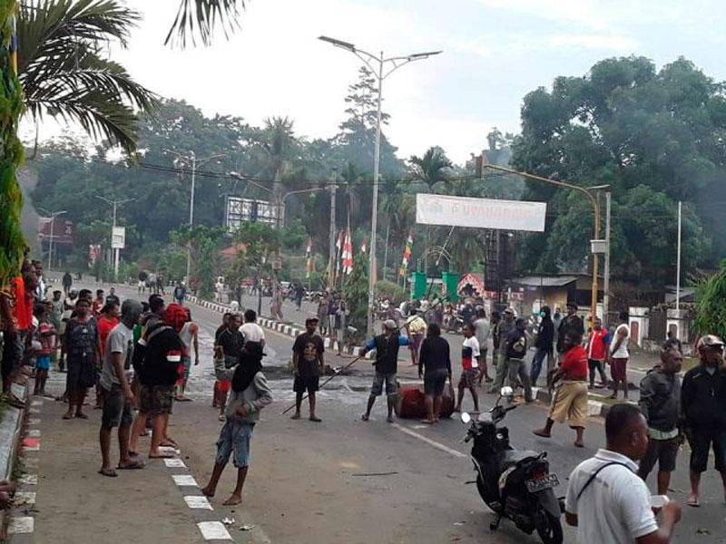 Polri Dalami Video Viral yang Diduga Provokasi Kerusuhan