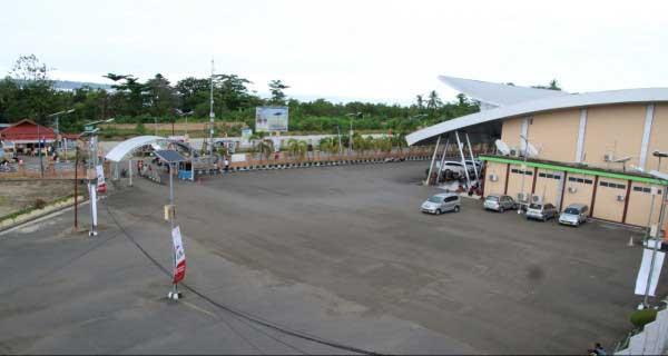 Akses Masuk Bandara Rendani Monakwari Dijaga TNI/Polri