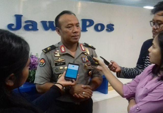 Polri Luruskan Tak Ada Penembakan Anggota Polda Papua Terkait Kerusuhan