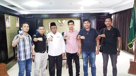 Pemprov Dukung Deklarasi Pemuda Riau Melawan Hoax