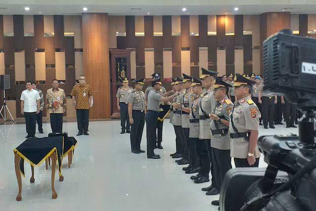 Firli Resmi Dilantik Jadi Kabaharkam Polri, Desember Disumpah Jadi Ketua KPK