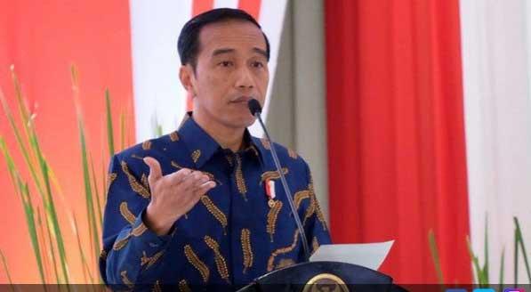 Jokowi Minta Inpex Rekrut Pekerja Lokal
