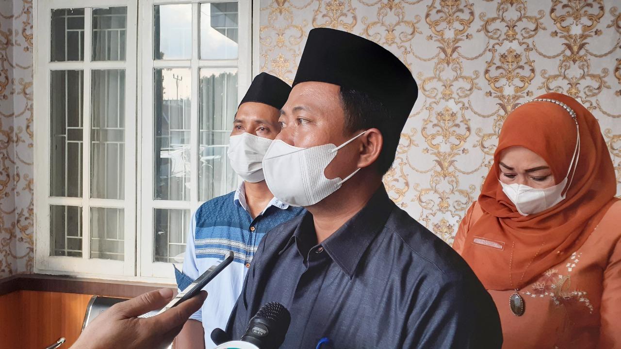 Pimpin IKA PMII, Wabup Sulaiman Ajak Alumni Beri Gagasan Bangun Rohil