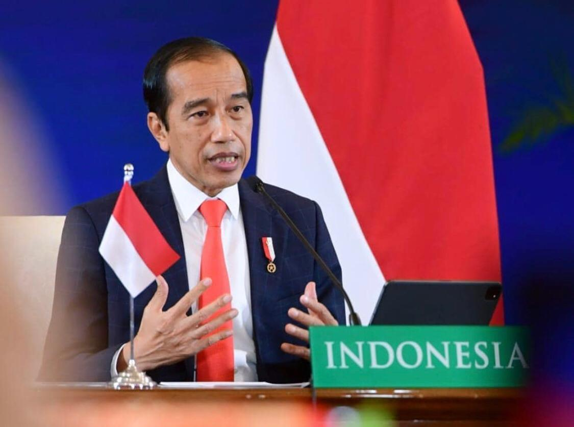 Idul Fitri 2021, Presiden Larang Menterinya Gelar Open House