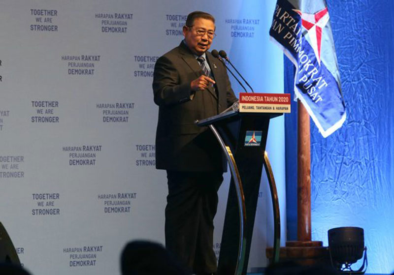 SBY: Jokowi Tak Ingin Negeri Ini Menyimpan Banyak Bom Waktu