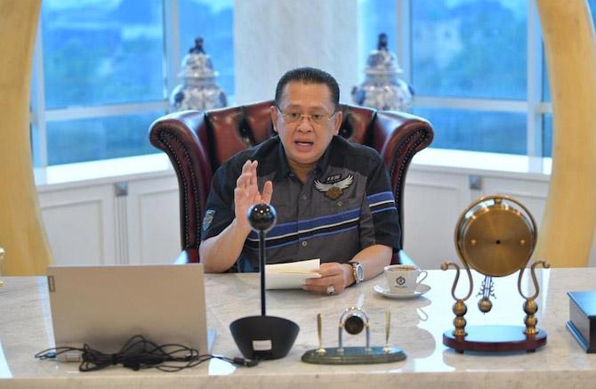Bamsoet Soroti Komunikasi Beberapa Menteri