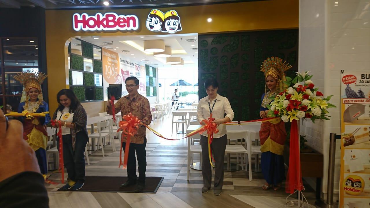 HokBen, Hari Ini Hadir di Pekanbaru, Rasa dan Kualitas yang Sama