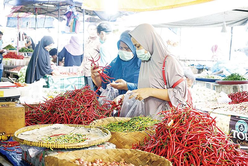 Hindari Penumpukan Warga, Operasi Pasar Diatur Khusus