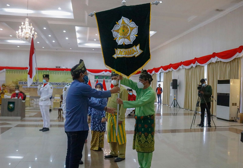Pengurus Pengda Kagama Riau Tahun 2021-2026 Resmi Dilantik