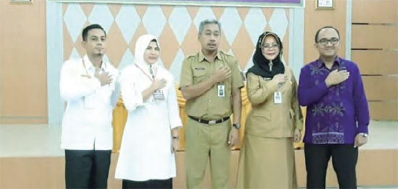 IAKMI Riau dan Bapelkes Adakan Pelatihan