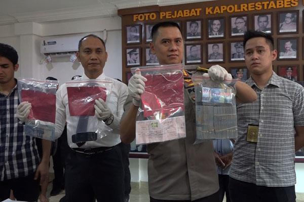 Ternyata, Pelaku Pencurian Uang Pemprovsu Rp1,6 M Orang Duri