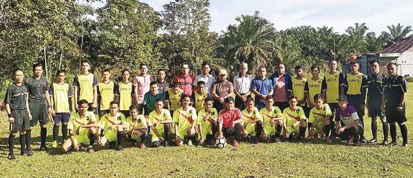14 Klub Ikuti Turnamen Piala Menpora U-16 Region Rohul