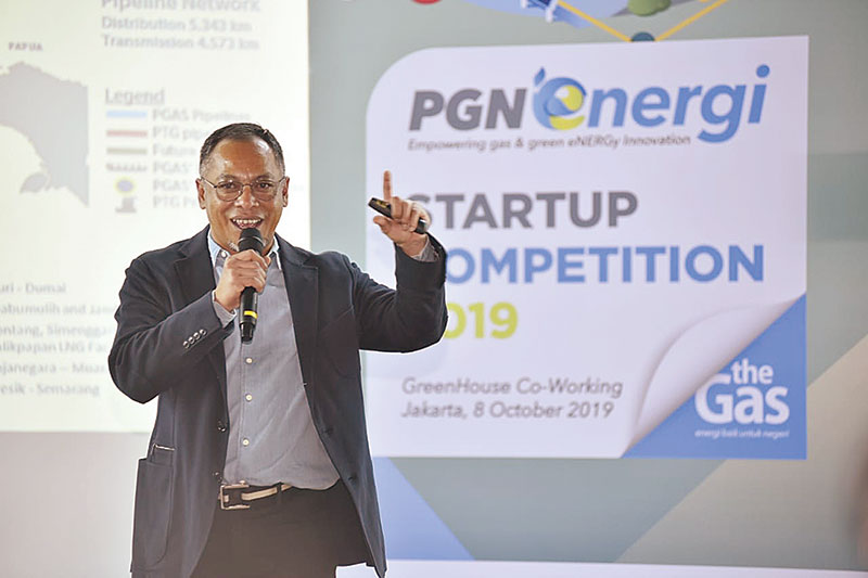 Digelar PGN Energy Startup Competition 2019