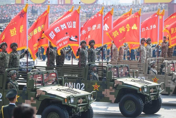 Xi Jinping: Tak Ada Kekuatan yang Mampu Kalahkan Tiongkok
