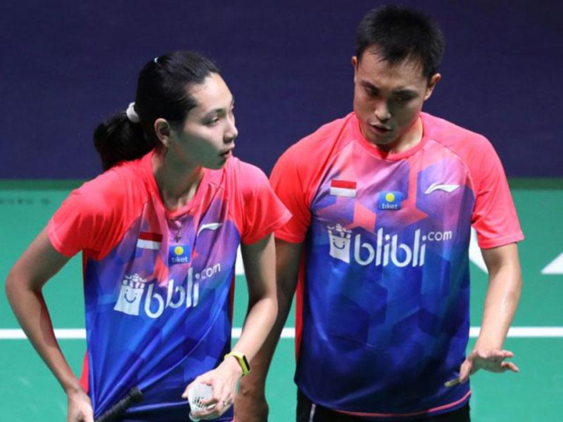 Unggulan Ketiga Asal Indonesia Dikalahkan Ranking 25 Dunia