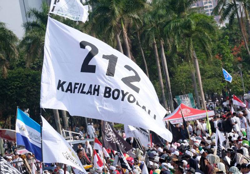 Fraksi PKS Apresiasi Komitmen Reuni 212 Kokohkan Pancasila