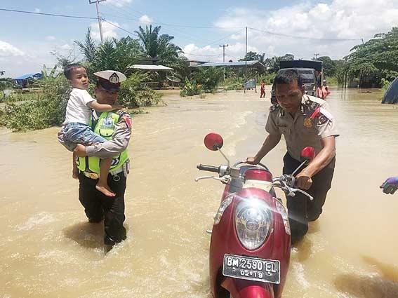 1.432 Rumah Terendam Banjir
