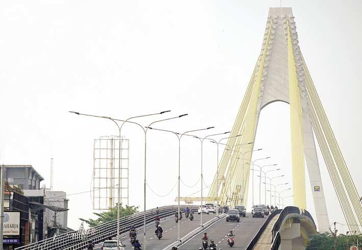 Jalan dan Jembatan Jadi Perhatian Serius