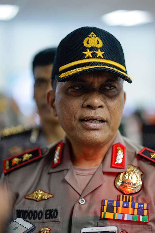 300 Personel Brimob Dikirim ke Papua