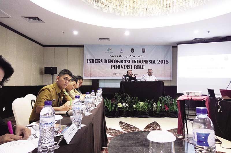 Demokrasi Riau Membaik