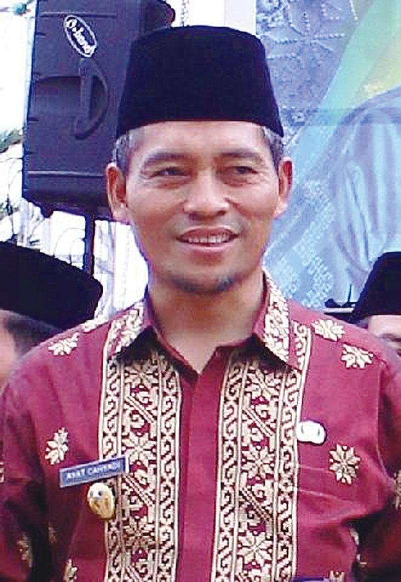 Ayat Cahyadi Pimpin IPHI Pekanbaru