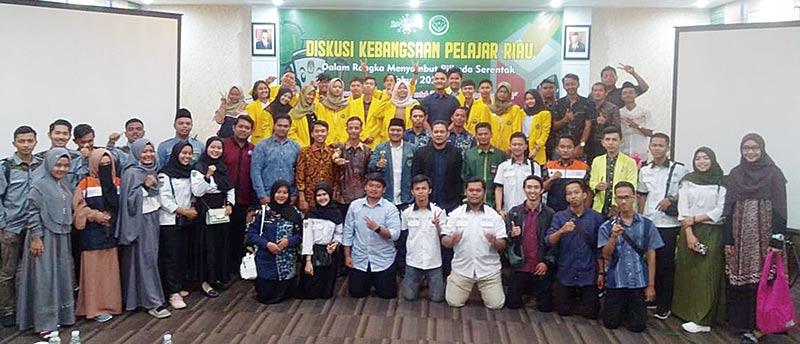 IPNU Deklarasi Tolak Radikalisme